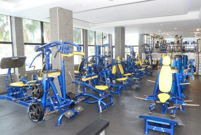main gym fitness equipment