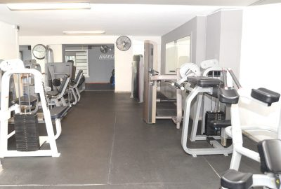 precor gym fitness equipment