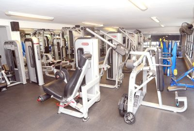 precor startrac hoist equipment