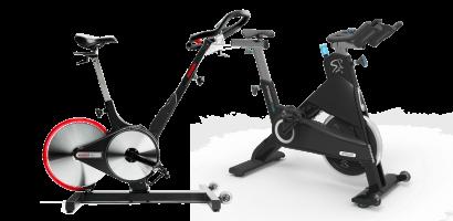 new keiser precor bikes