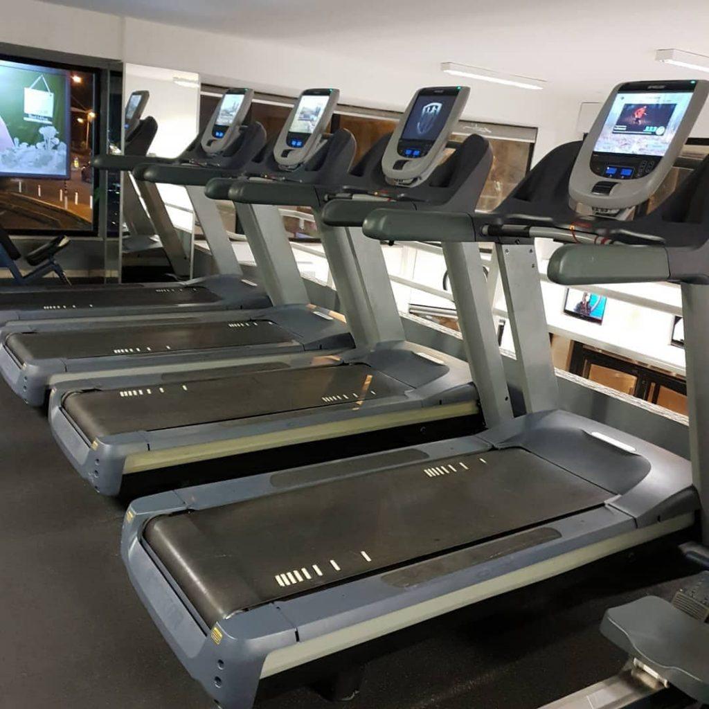 precor treadmill 2