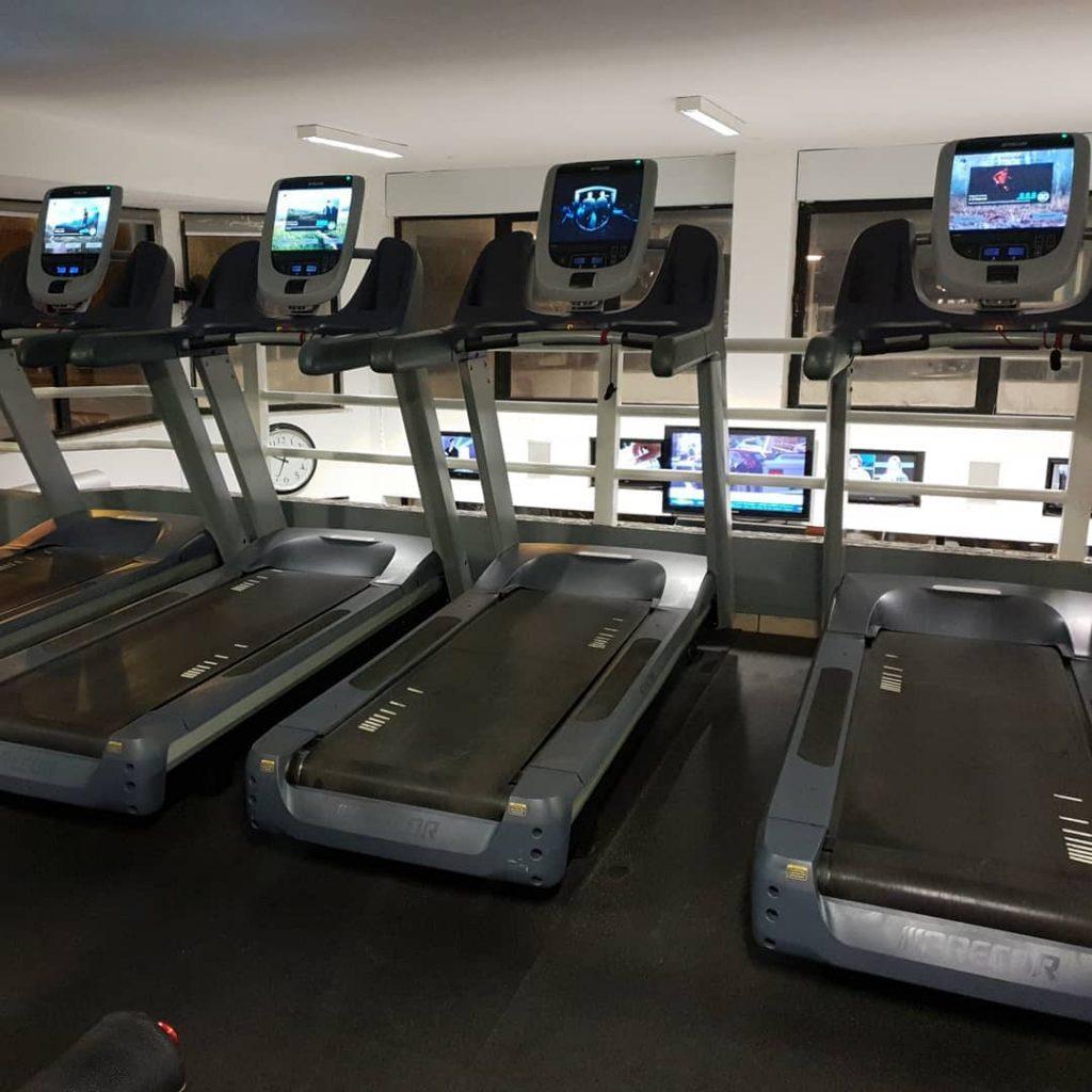 precor treadmill 4