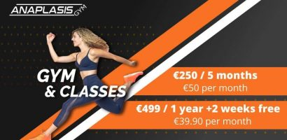 gym special offer feb 2020